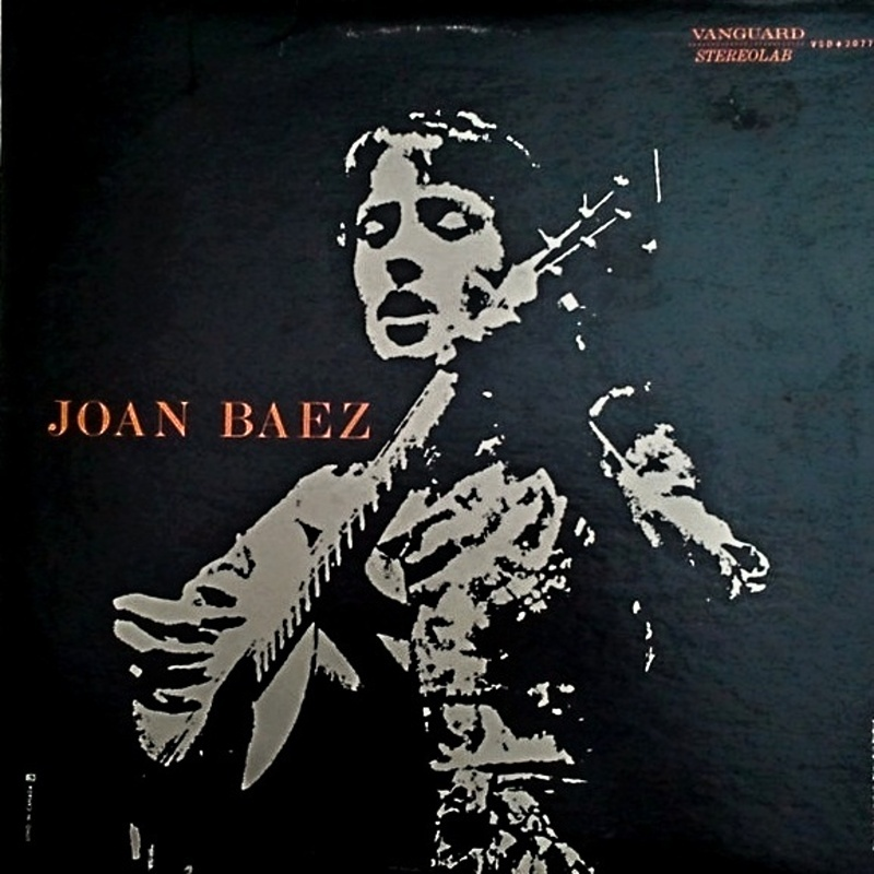 JOAN BAEZ (Vanguard) / 1960