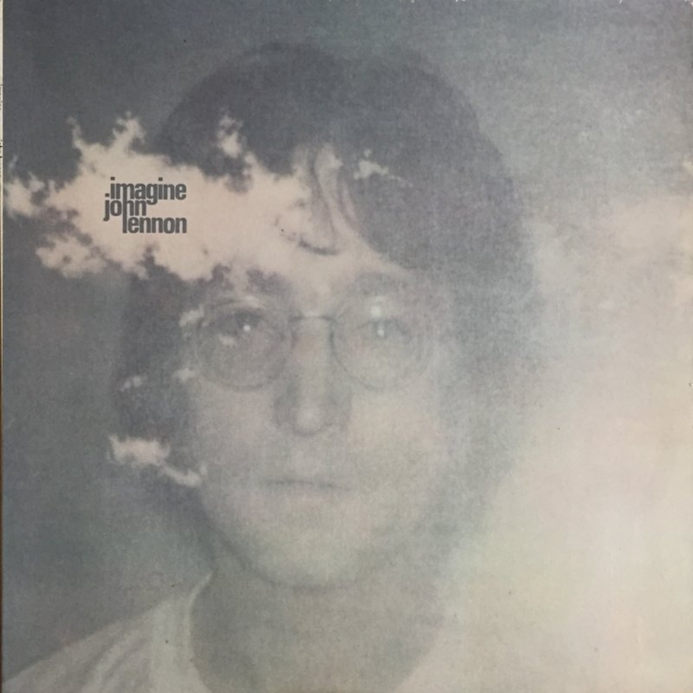 IMAGINE by John Lennon Plastic Ono Band / 1971