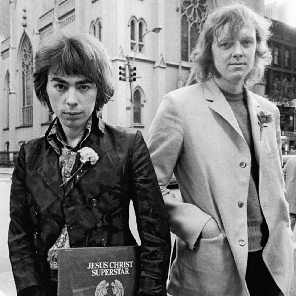 Andrew Lloyd Webber and Tim Rice / 1970