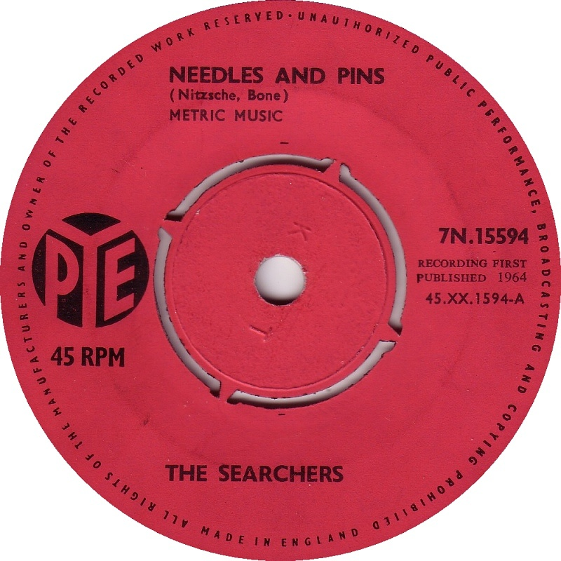IT'S THE SEARCHERS / 1964