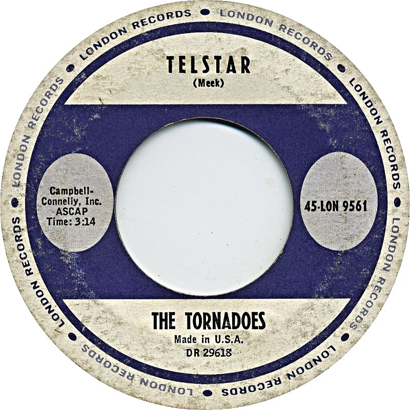 The Tornados / Telstar (USA)