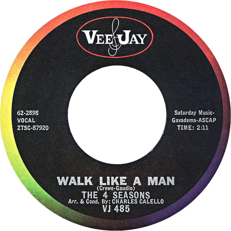The Four Seasons / Walk Like A Man
