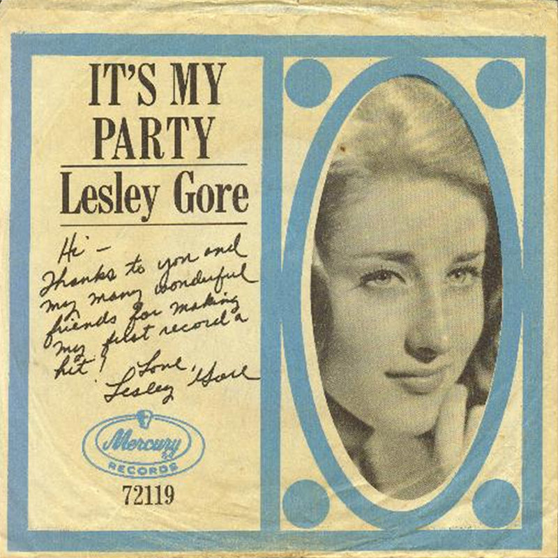 Lesley Gore  / It's My Party (USA)