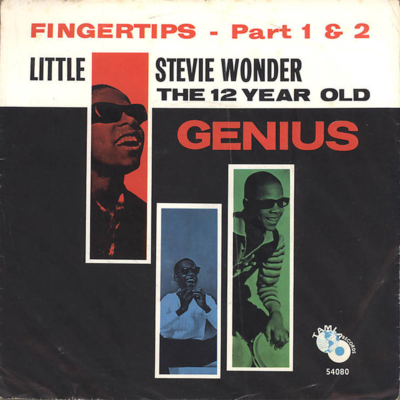 Little Stevie Wonder / Fingertips part 2