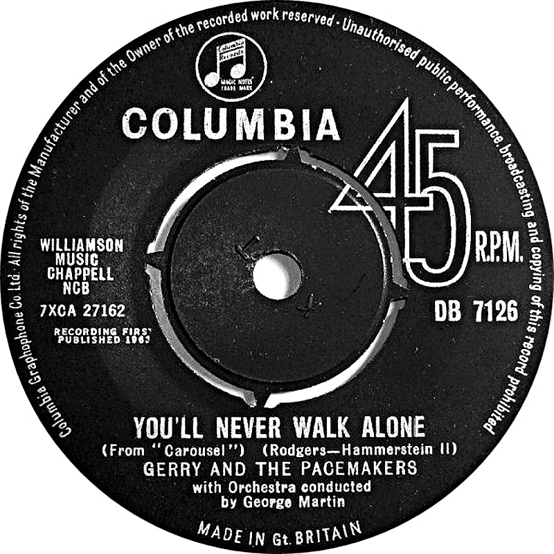 Gerry & The Pacemakers / You'll Never Walk Alone