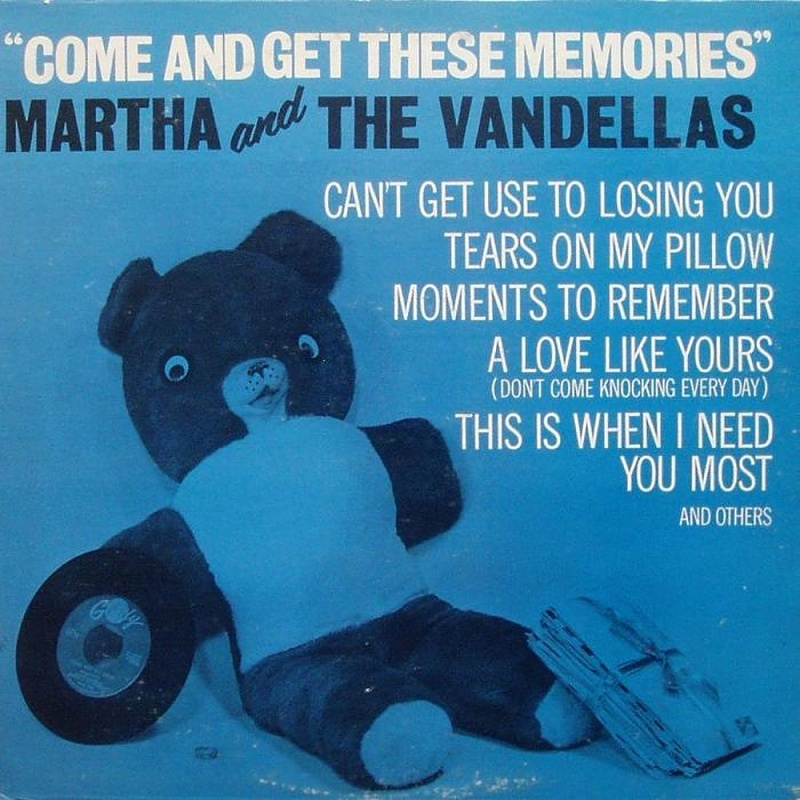 COME AND GET THESE MEMORIES by Martha And The Vandellas (1963)