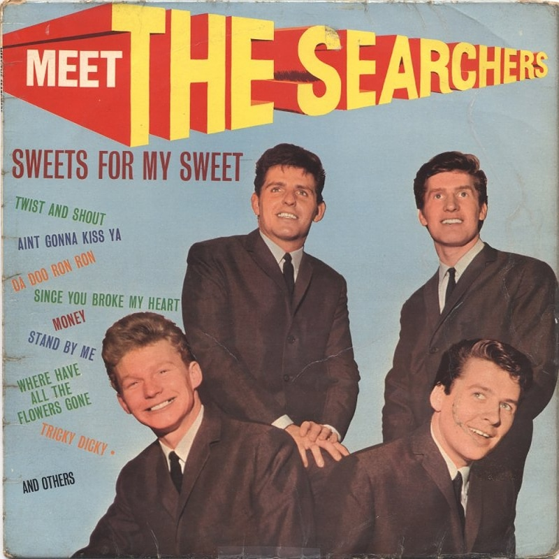 MEET THE SEARCHERS by The Searchers (1963)