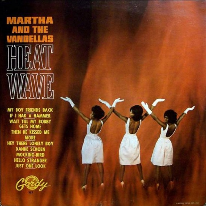 HEAT WAVE by Martha And The Vandellas (1963)