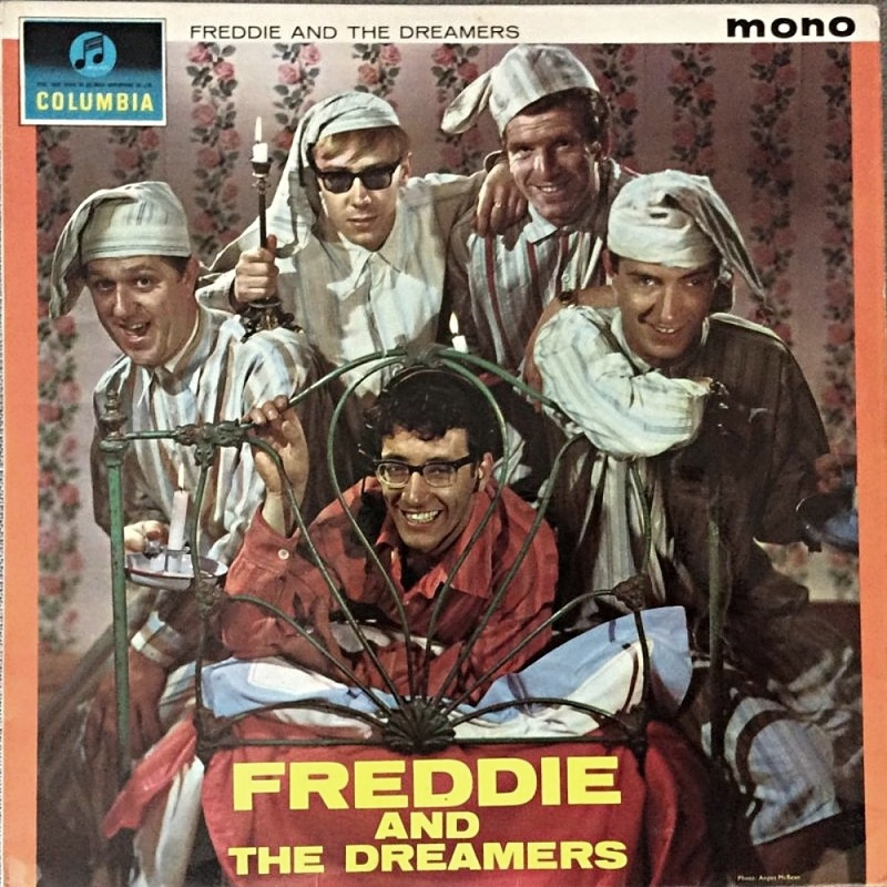FREDDIE AND THE DREAMERS by Freddie And The Dreamers (1963)