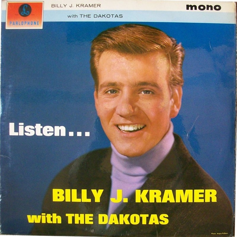 LISTEN... by Billy J. Kramer With The Dakotas (1963)
