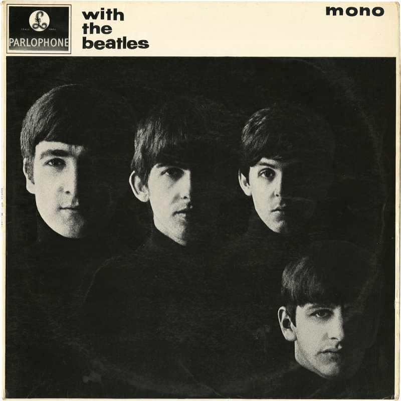 WITH THE BEATLES by The Beatles (1963)