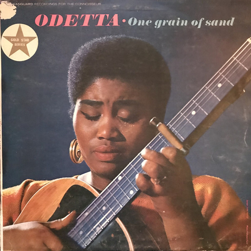 ONE GRAIN OF SAND by Odetta / 1963