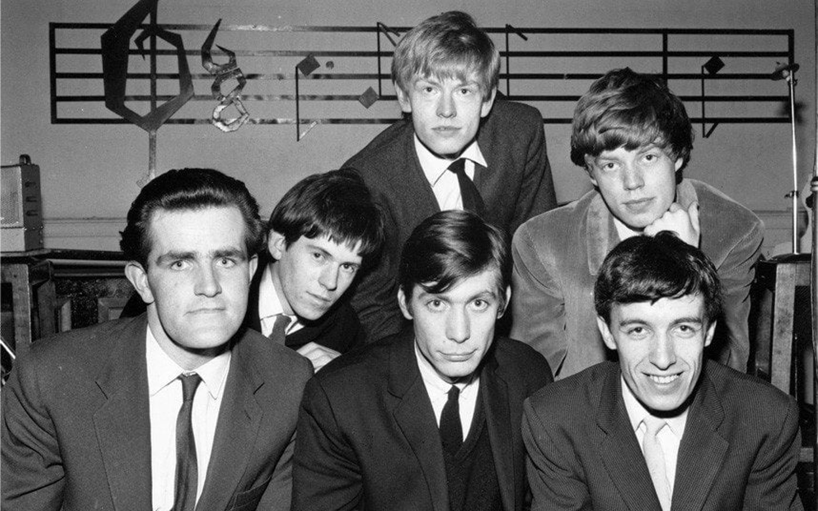The Rollin' Stones ‎– live at the Marquee Club / 17.01.1963
