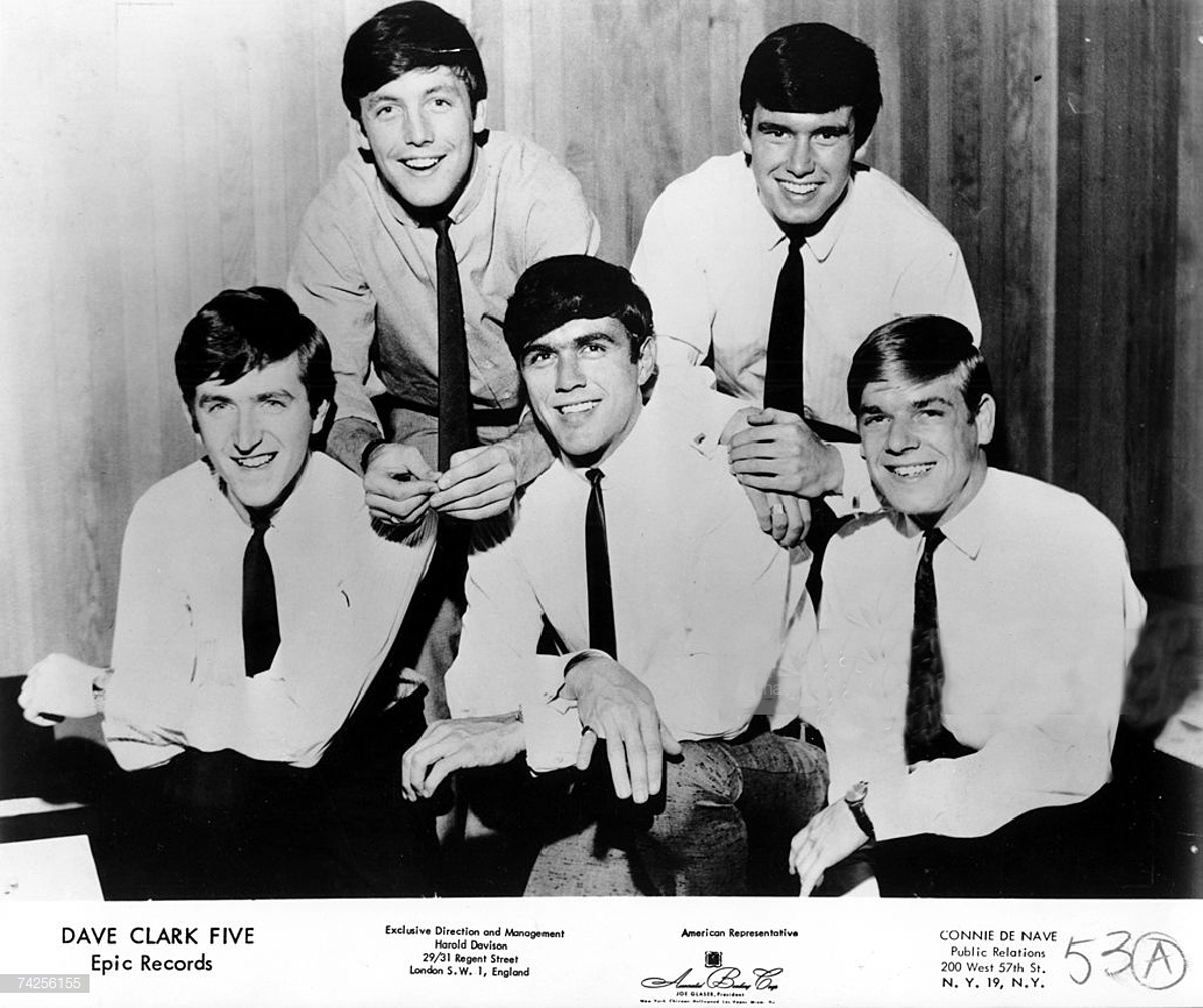 The Dave Clark Five / 1963