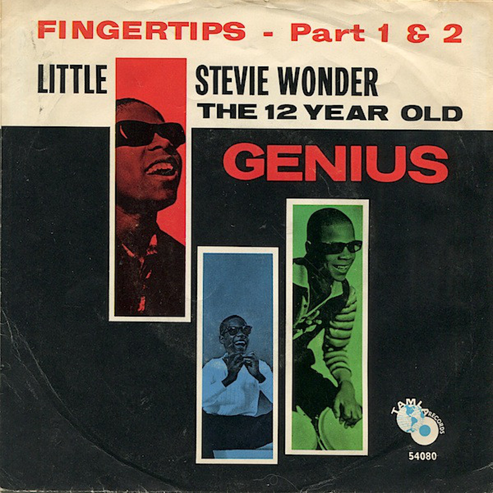 Fingertips by Little Stevie Wonder / 1963