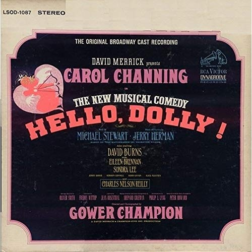 Jerry Herman - HELLO, DOLLY! / 1964