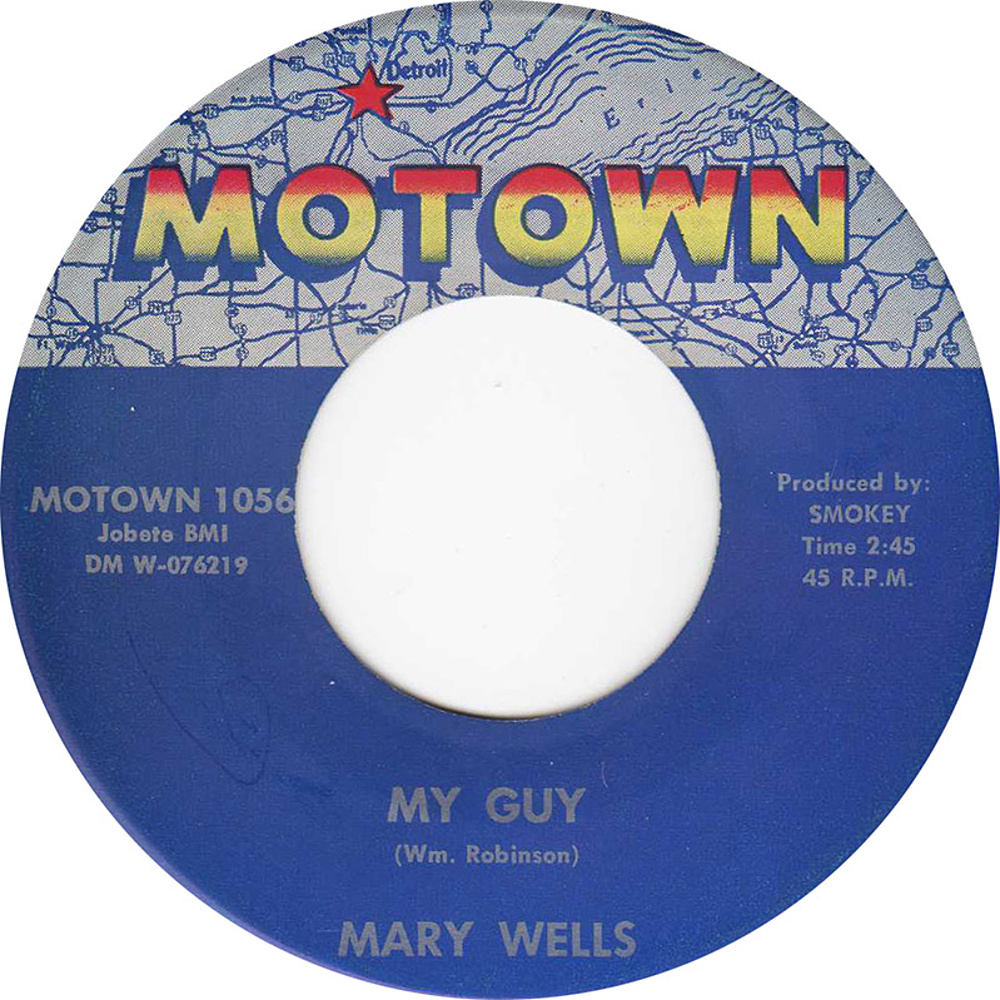 Mary Wells / My Guy