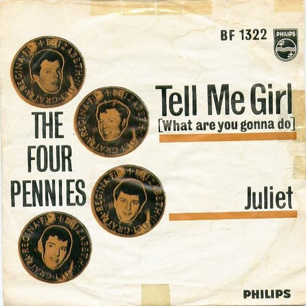The Four Pennies / Juliet