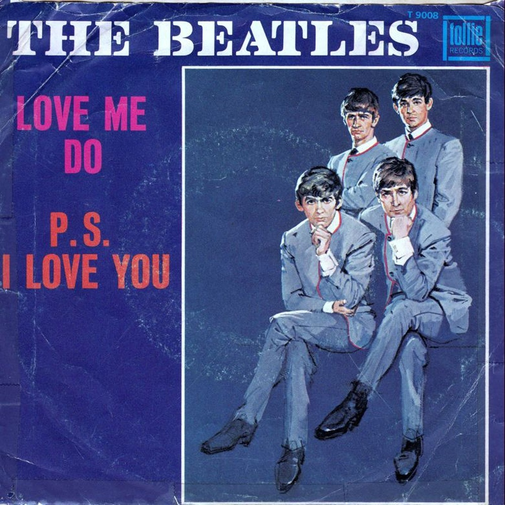 The Beatles / Love Me Do