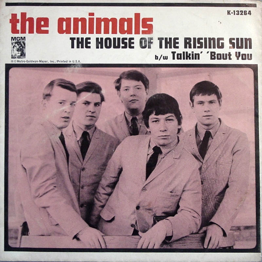 The Animals / The House Of The Rising Sun