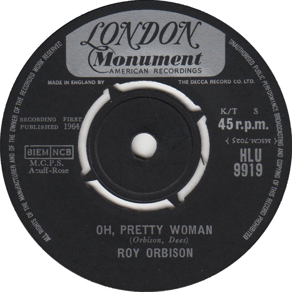 Roy Orbison / Pretty Woman