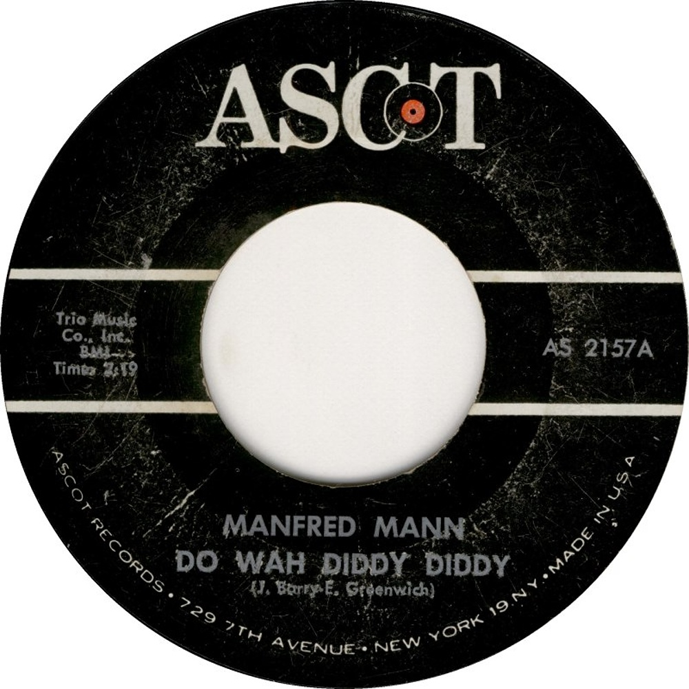 Manfred Mann / Do Wah Diddy Diddy