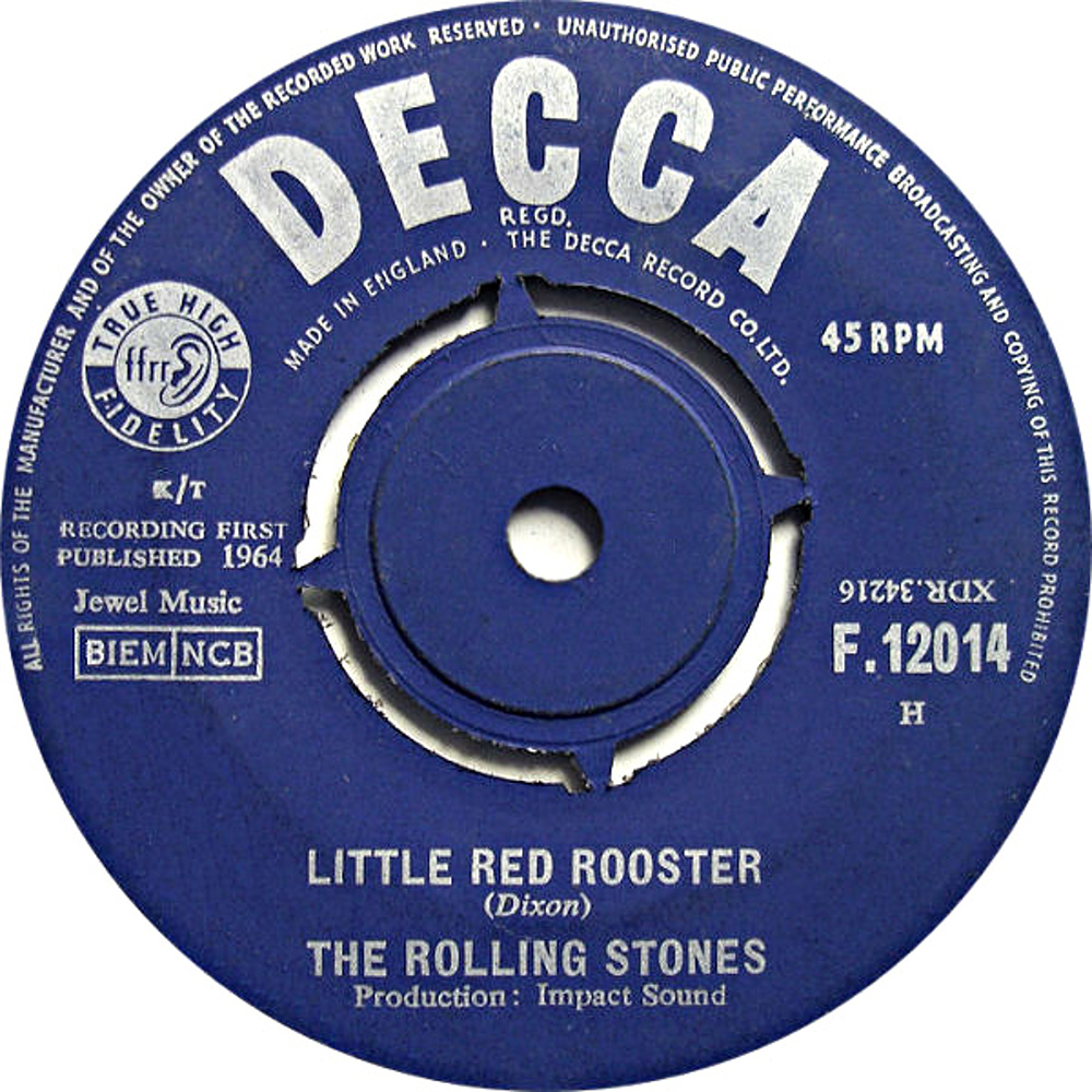 The Rolling Stones / Little Red Rooster