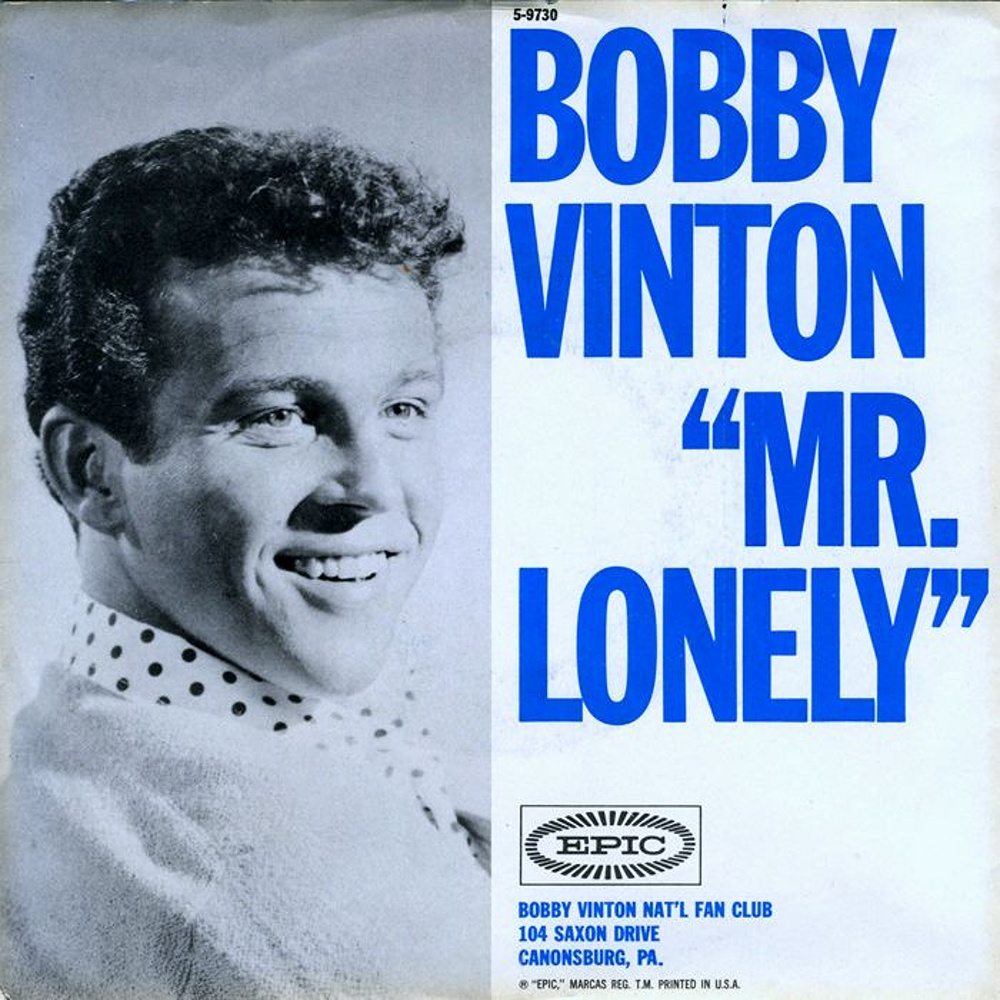Bobby Vinton / Mr. Lonely