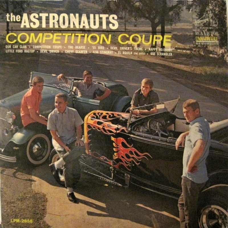 COMPETITION COUPE by The Astronauts (1964)