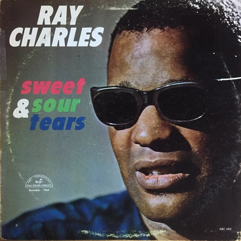 SWEET AND SOUR TEARS by Ray Charles (1964)