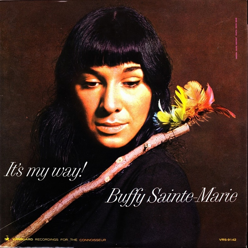IT'S MY WAY! by Buffy Sainte-Marie (Canada) (1964)