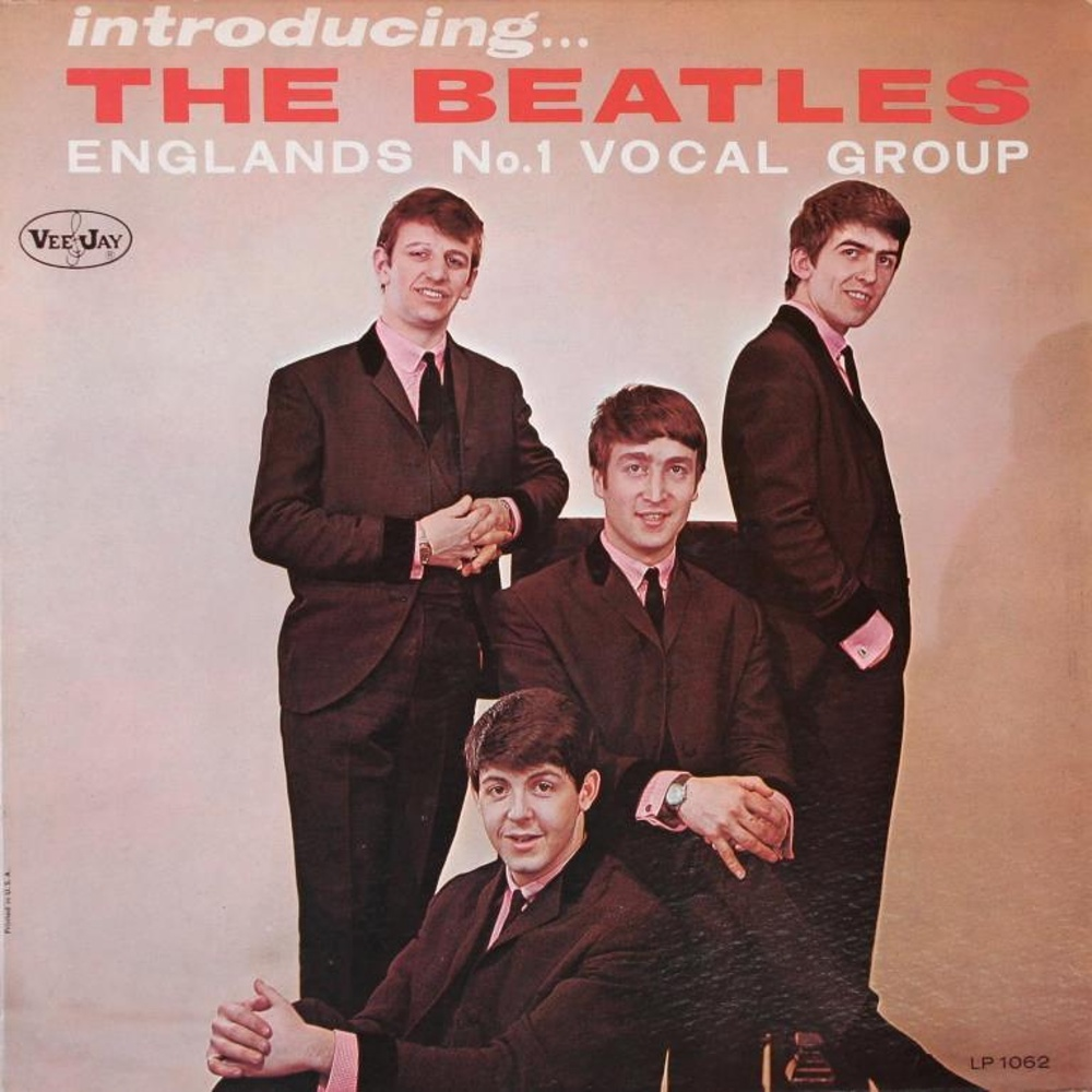 The Beatles / INTRODUCING… THE BEATLES (1964)