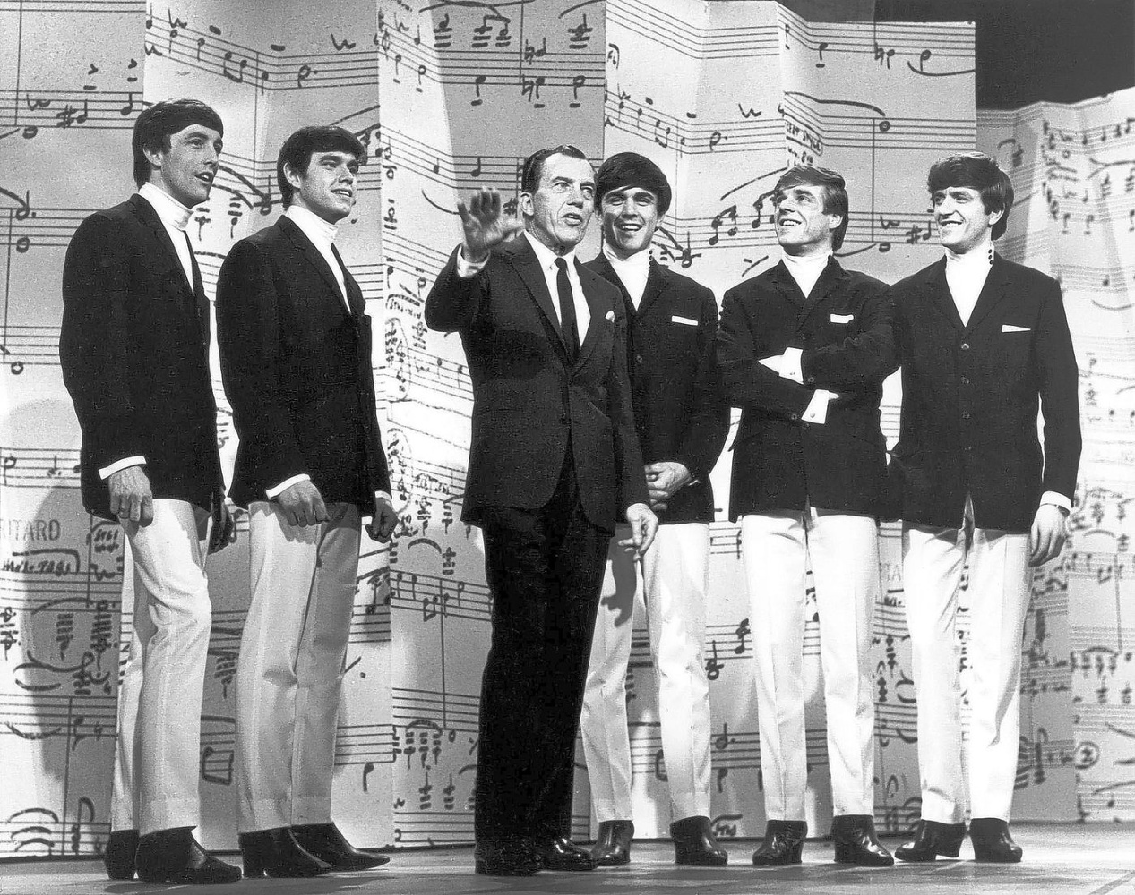 The Dave Clark 5 on The Ed Sullivan Show  / 8 февраля 1964