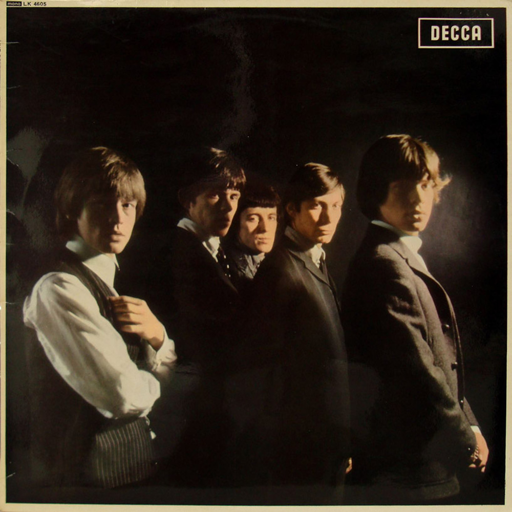 THE ROLLING STONES (Decca)