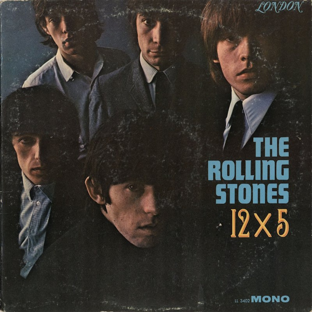 The Rolling Stones / 12×5 (1964)