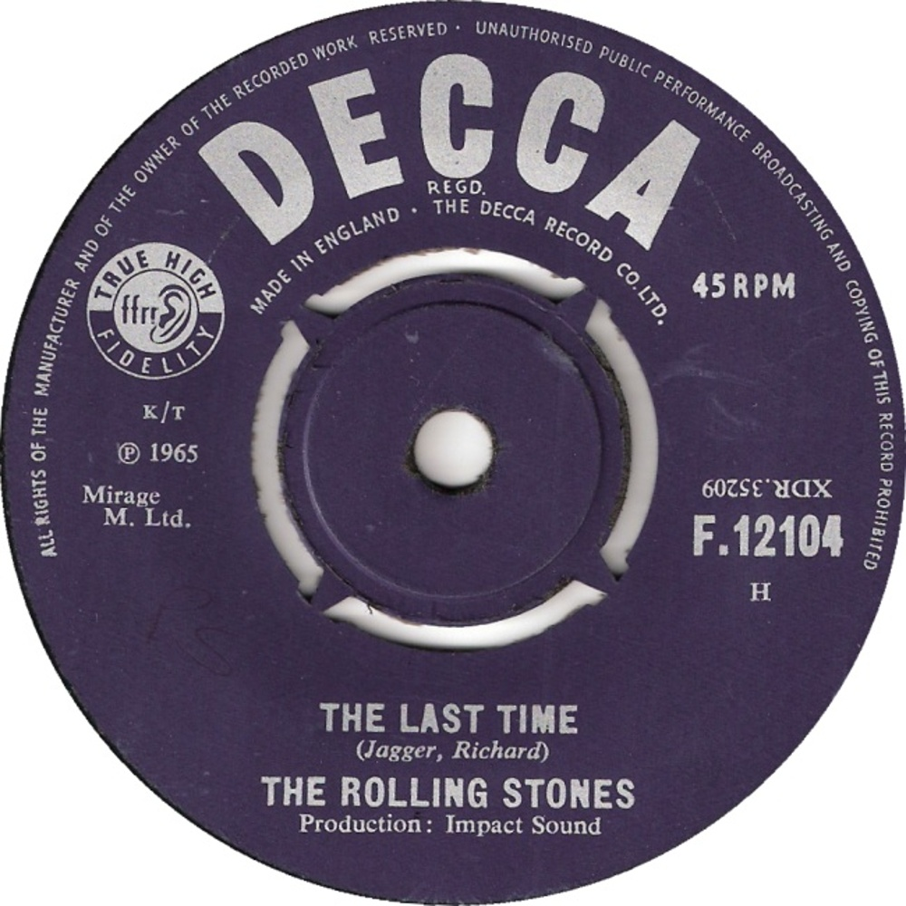 The Rolling Stones / The Last Time