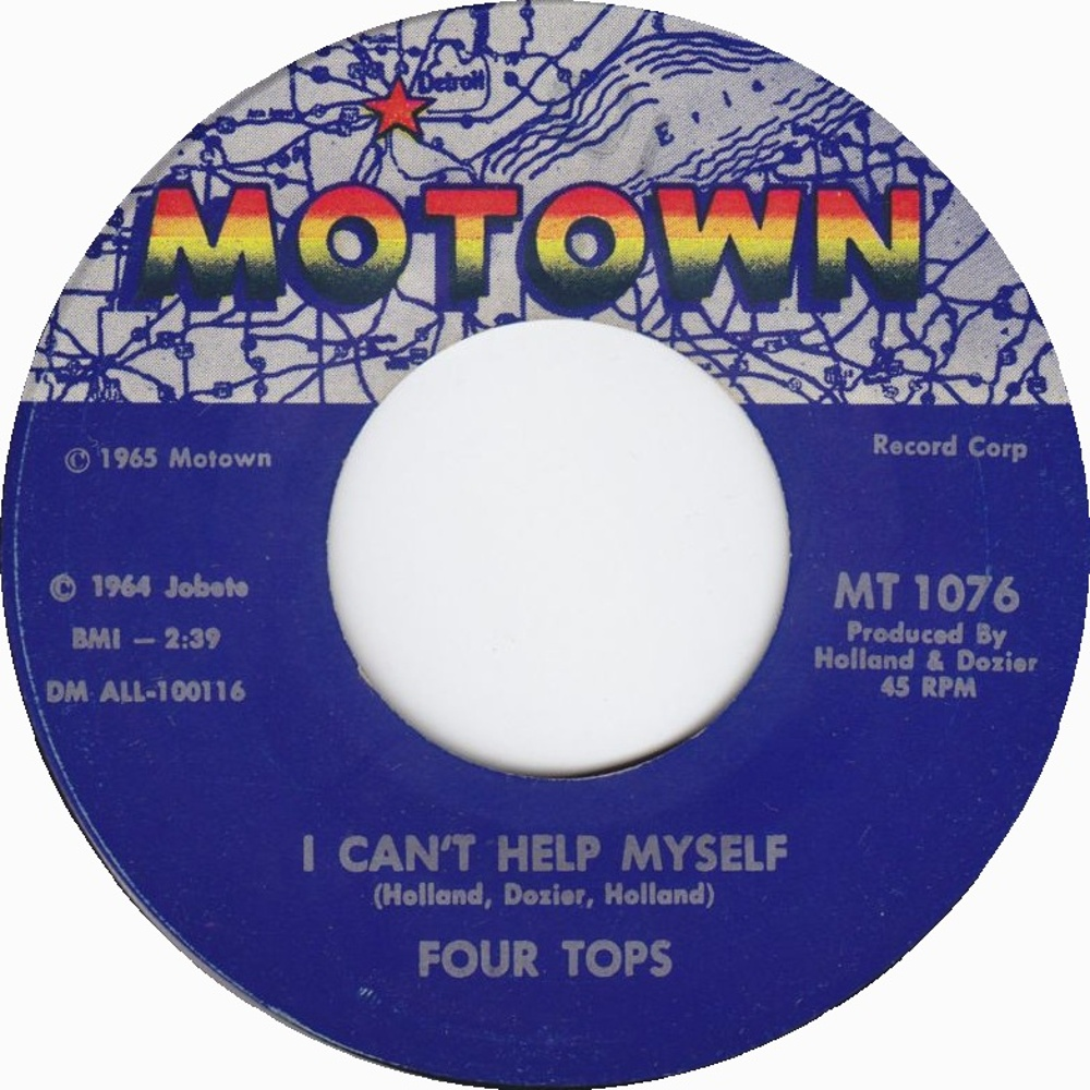 Four Tops / I Can't Help Myself