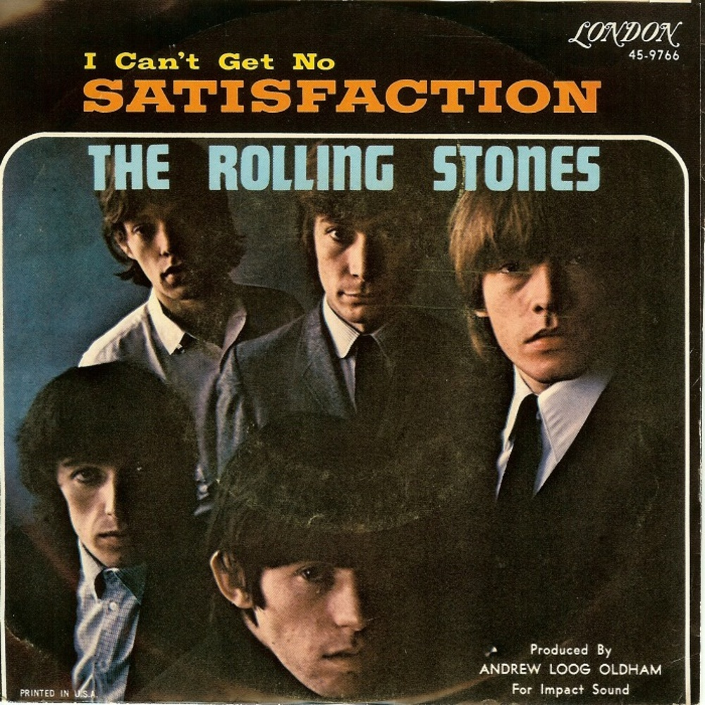 The Rolling Stones / (I Can't Get No) Satisfaction