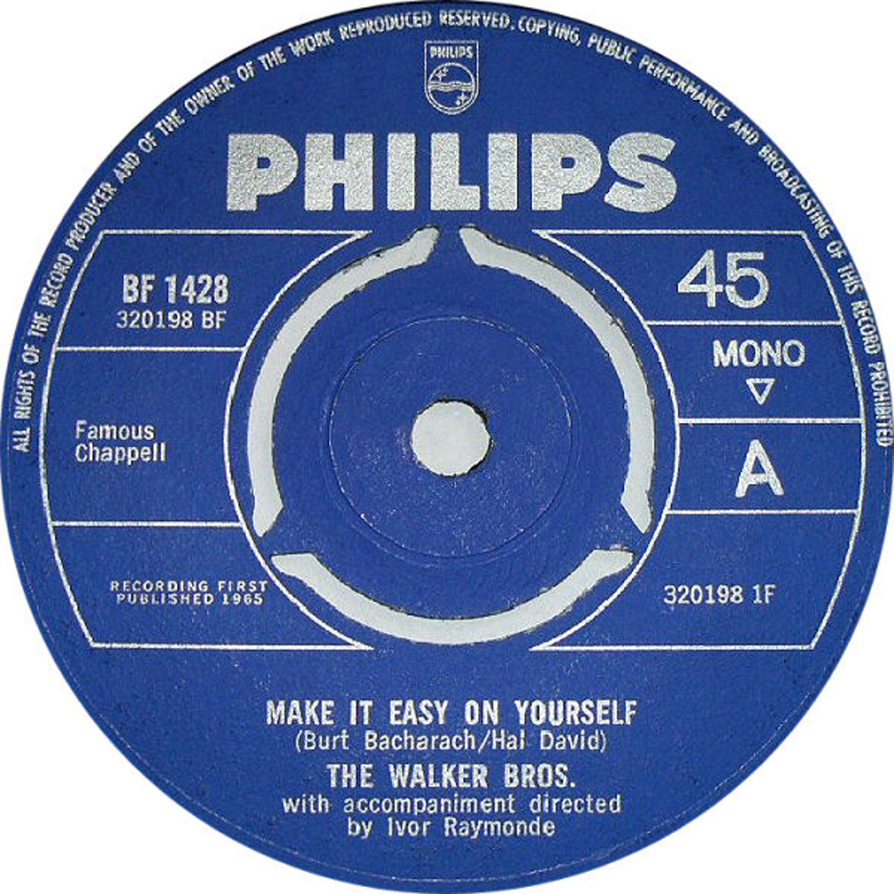 Walker Brothers / Make It Easy On Yourself