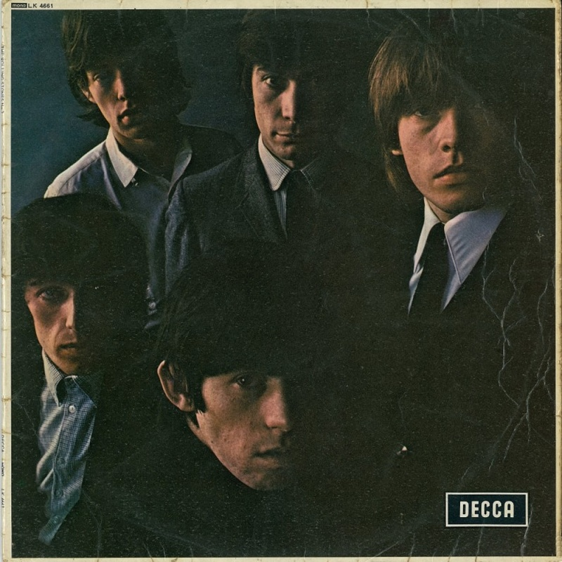 THE ROLLING STONES №2 by The Rolling Stones (1965)
