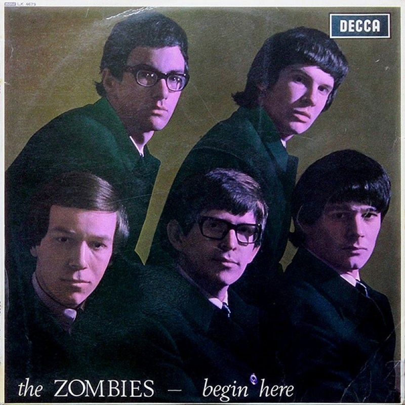BEGIN HERE by The Zombies (1965)