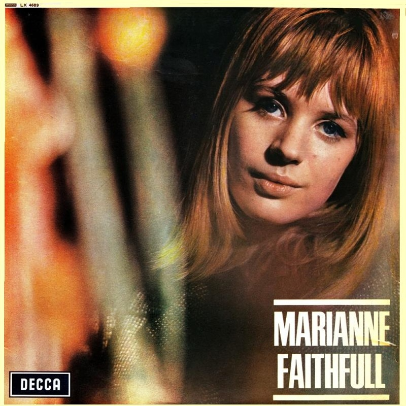 MARIANNE FAITHFULL by Marianne Faithfull (1965)