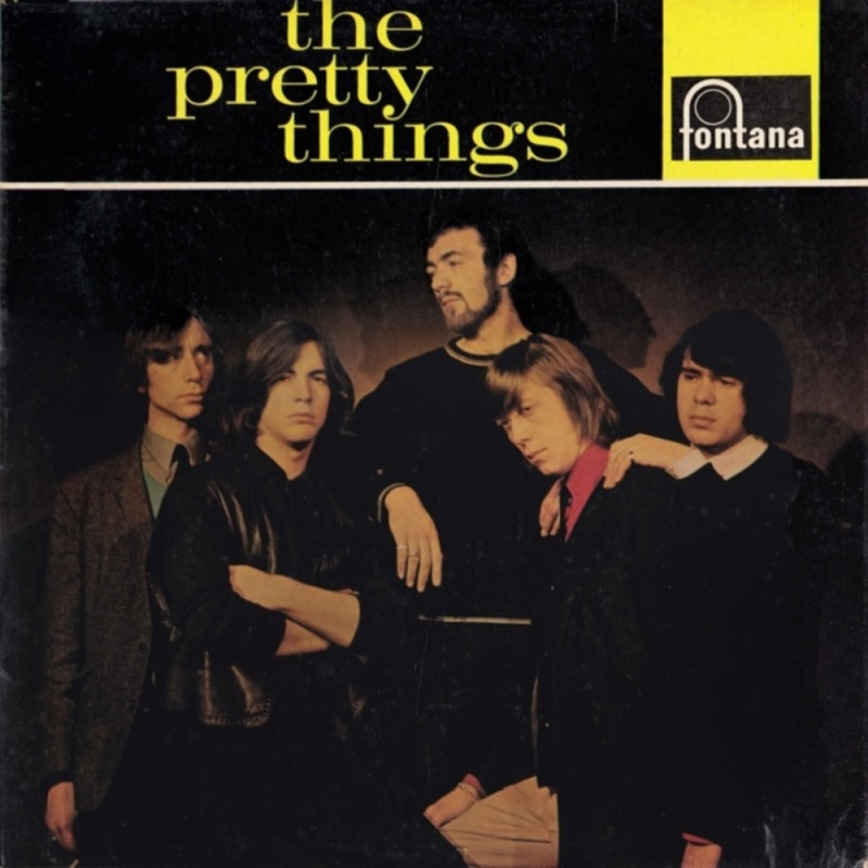 THE PRETTY THINGS by The Pretty Things (1965)