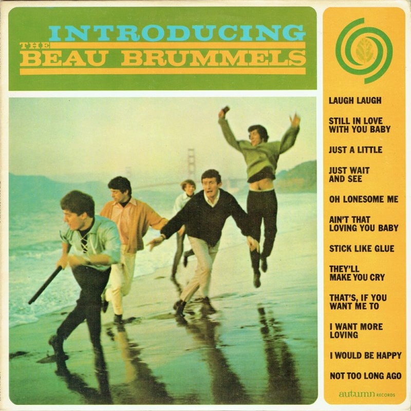INTRODUCING THE BEAU BRUMMELS by The Beau Brummels (1965)