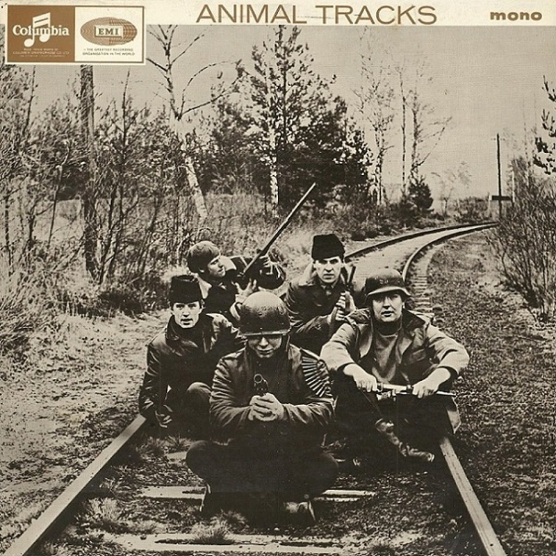 ANIMAL TRACKS by The Animals (1965)