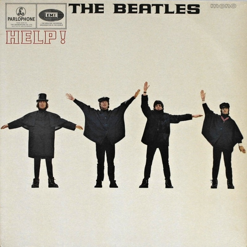 HELP! by The Beatles (1965)