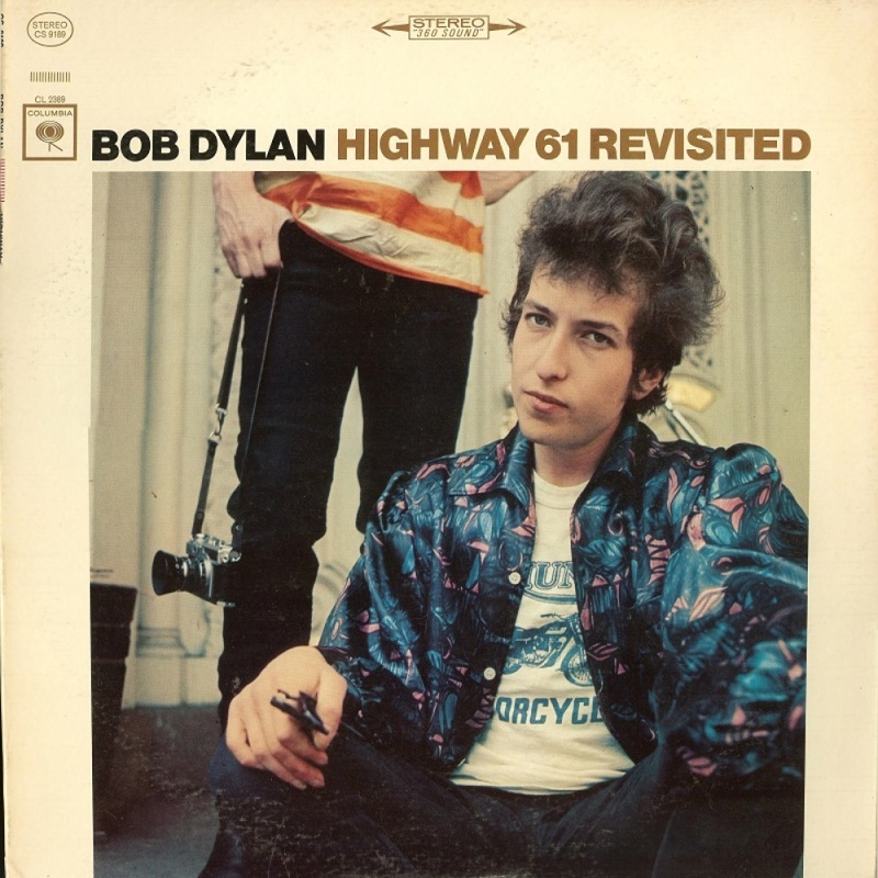 HIGHWAY 61 REVISITED by Bob Dylan (1965)