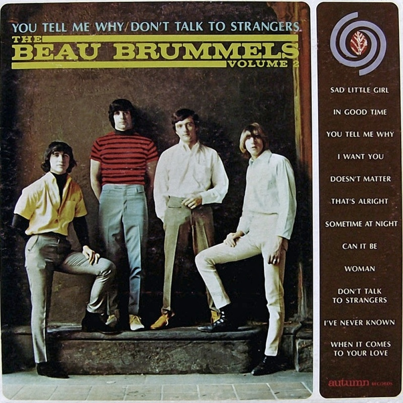 VOL. II by The Beau Brummels (1965)