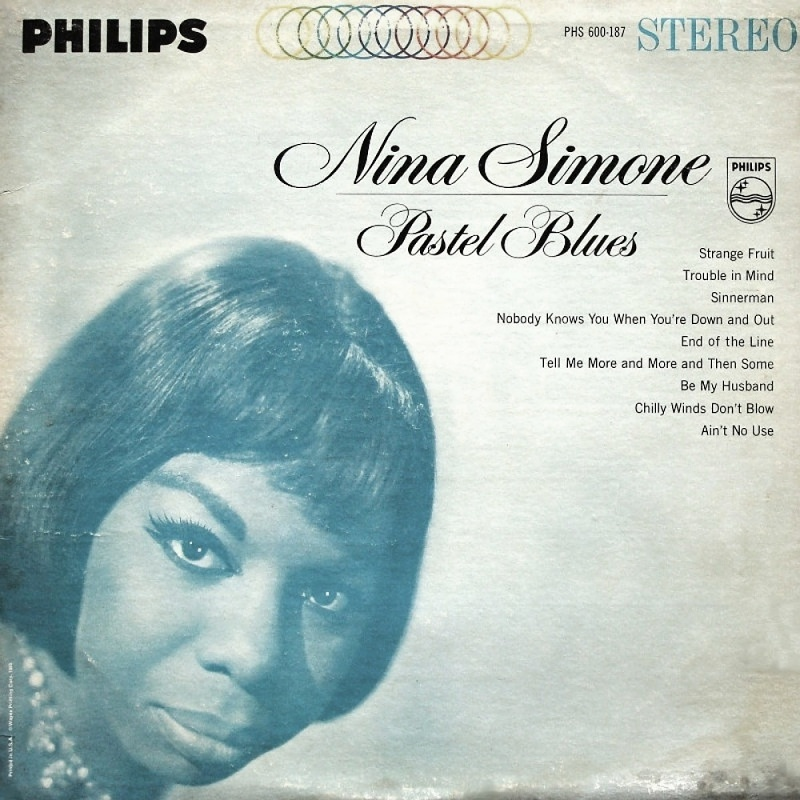 PASTEL BLUES by Nina Simone (1965)