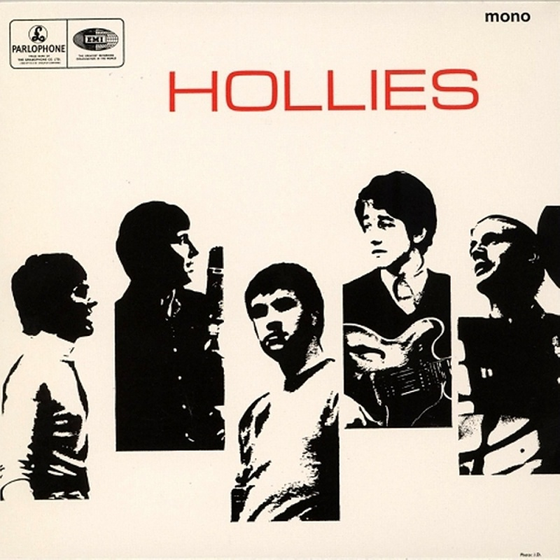 HOLLIES by The Hollies (1965)